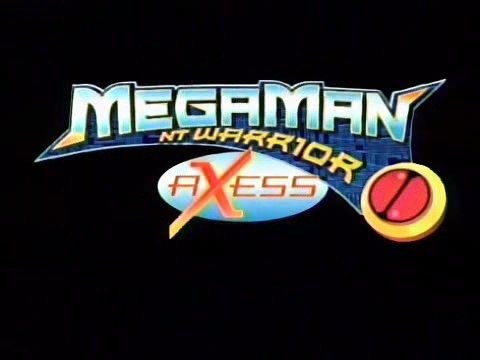 Megaman NT Warrior Axess